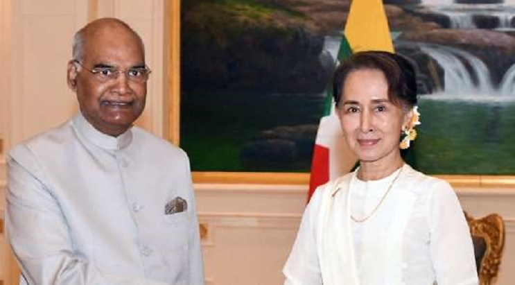 Myanmar and India strengthen ties in key state visit