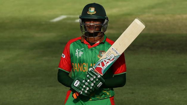 Shakib departs for 65, Bangladesh 239/7