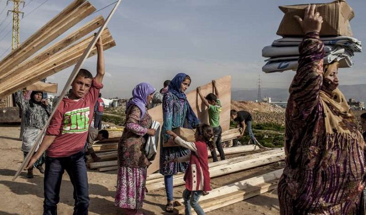 UN seeks $5.5 bn to help countries hosting Syria refugees