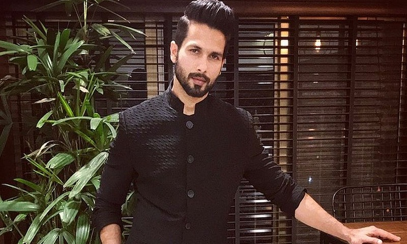 Shahid Kapoor reacts to stomach cancer speculations