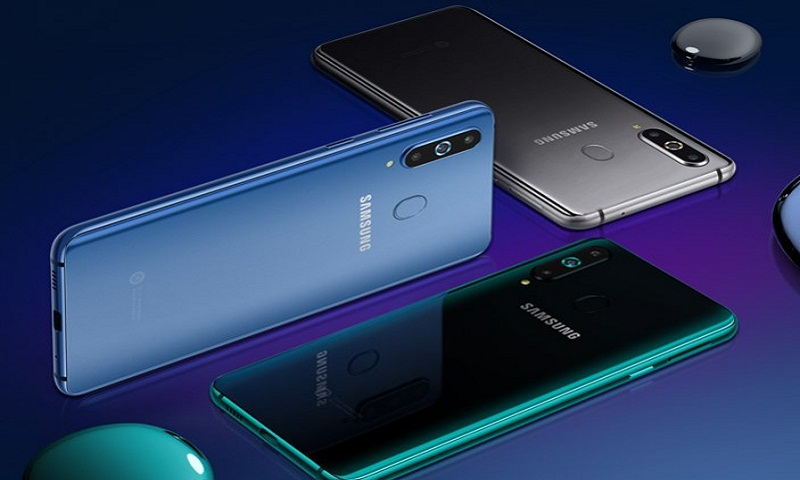 Huawei Honor View20 and Samsung A8s have hole-punch cameras