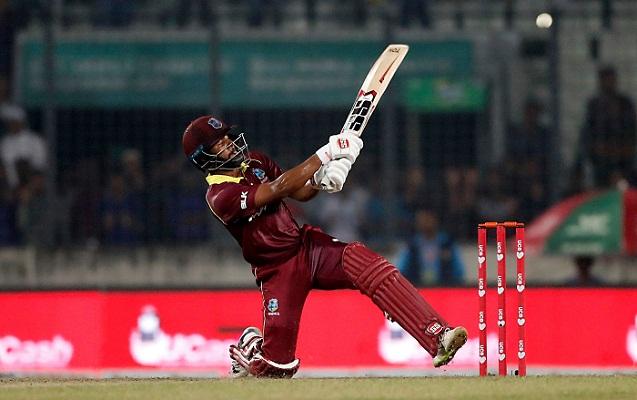 Hope's unbeaten 146 gives WI 4-wkt win in second ODI