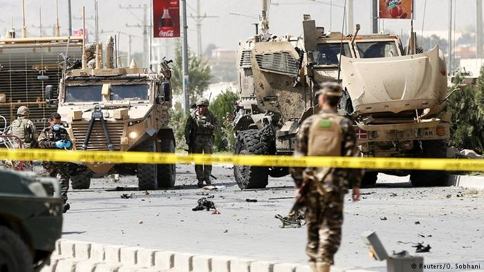 Death toll in Kabul suicide attack jumps to 12