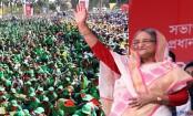 Sheikh Hasina to begin her campaign from Gopalganj Wed