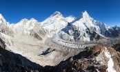 Himalayan and other Asian glaciers put the brakes on