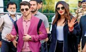 Priyanka Chopra and Nick Jonas on a Honeymoon in Oman