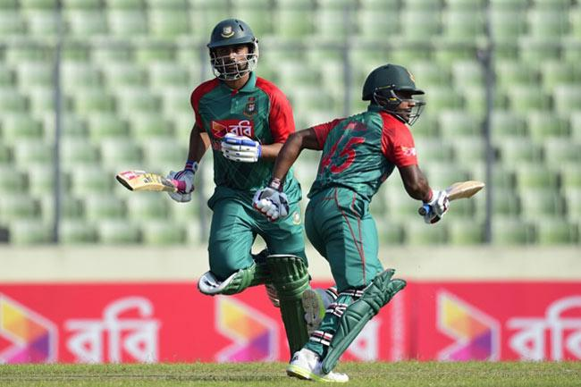 West Indies win toss, send Bangladesh to bat