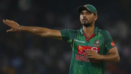 Mashrafe creates record by leading Bangladesh in max ODIs