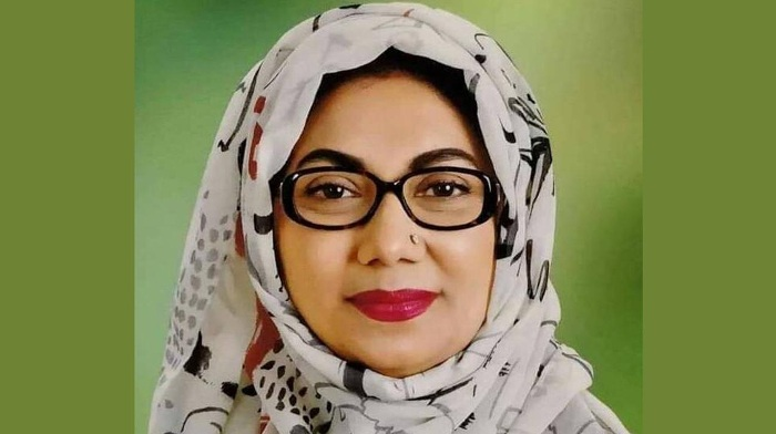 Afroza Abbas' campaign convoy 'attacked twice' in city