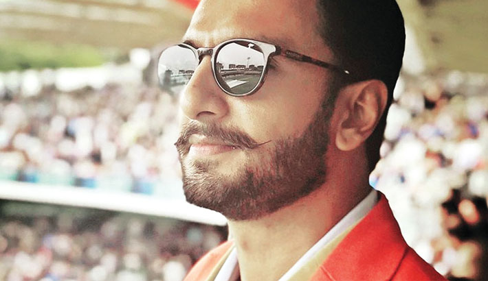 I am proud that India's finest filmmakers want to collaborate with me: Ranveer Singh