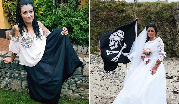 Woman who married 300-year-old ghost reveals they have split
