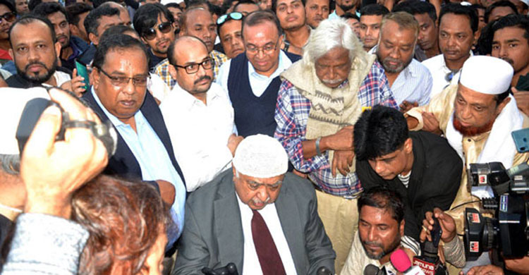 Oikya Front begins polls campaign from Sylhet
