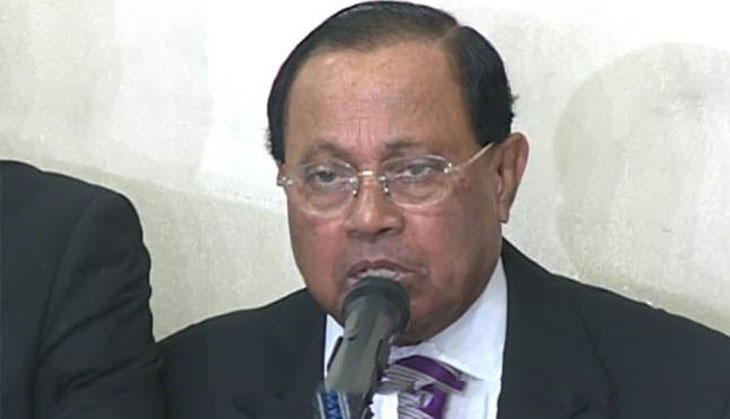 Election Commission, police, administration under full control of government: Moudud