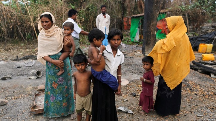 US remains 'focused to improve situation in Myanmar for Rohingyas'