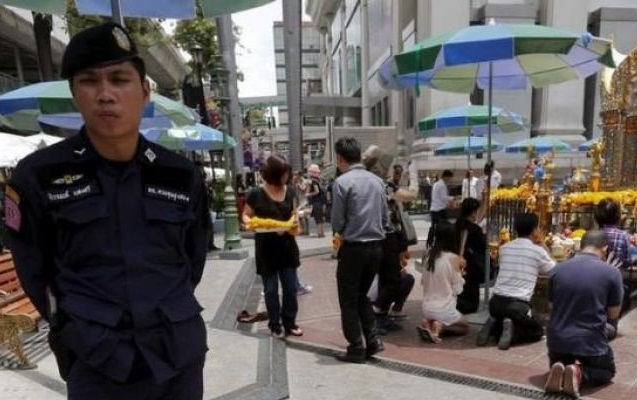 French tourist shot dead in Bangkok by off-duty Thai cop