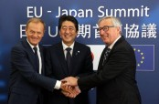 EU parliament approves huge Japan trade deal