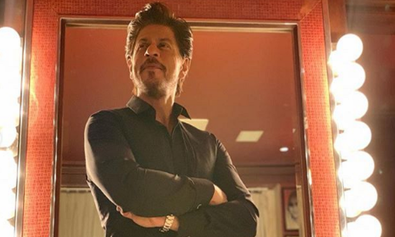 I am an incomplete, restless artiste: Shah Rukh Khan