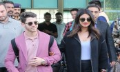 Priyanka Chopra bids husband Nick Jonas goodbye as he leaves for the US