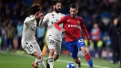 CSKA dumped out of Europe despite stunning win at Real Madrid
