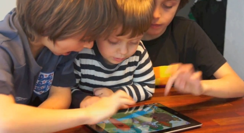 Smartphones, tablets could change children's brain structures: study