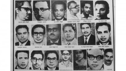 Martyred Intellectuals Day Friday