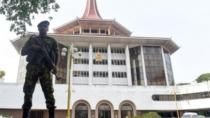 Sri Lanka parliament sacking 'illegal'