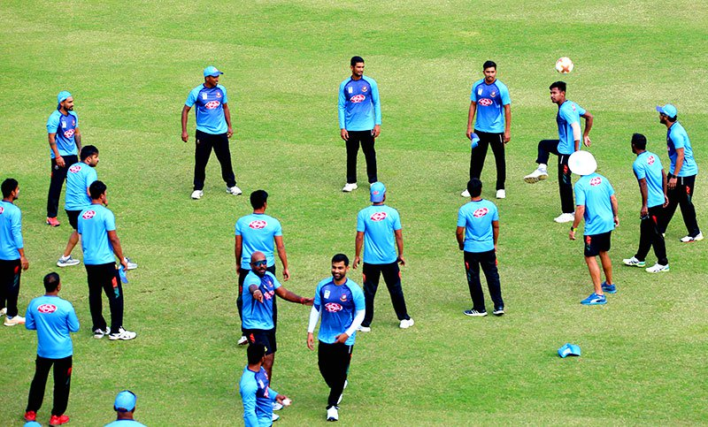 Bangladesh recall Saifuddin, Mithun for Windies T20s