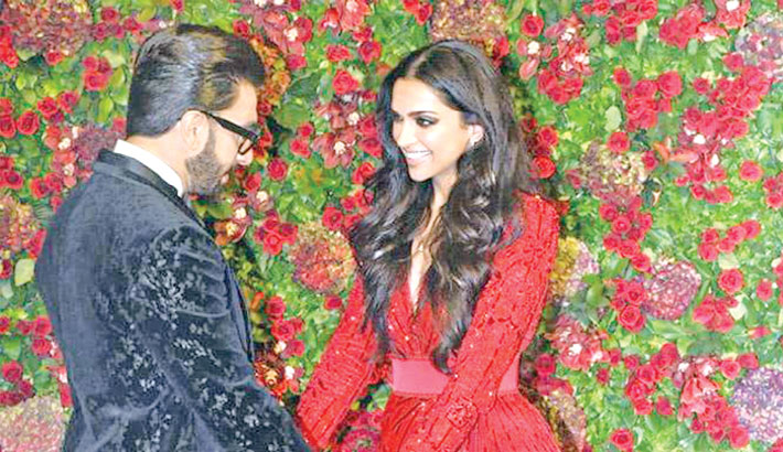My wife always gives 100pc to whatever she does: Ranveer