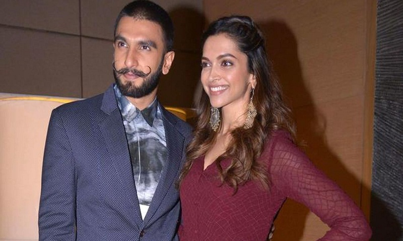 My wife Deepika always gives 100% to whatever she does: Ranveer Singh