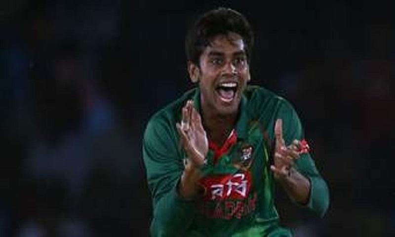 Miraz picks 4 wickets, West Indies 151/7