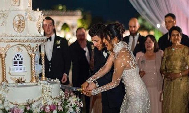 Nick Jonas celebrates one week of marriage with Priyanka Chopra