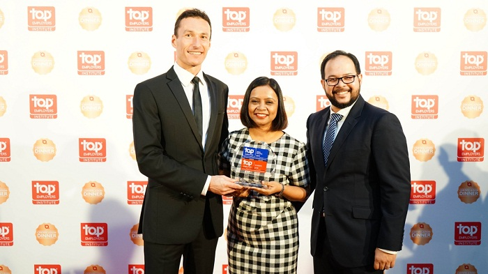 "BAT Bangladesh receives ""Top Employer Award"""