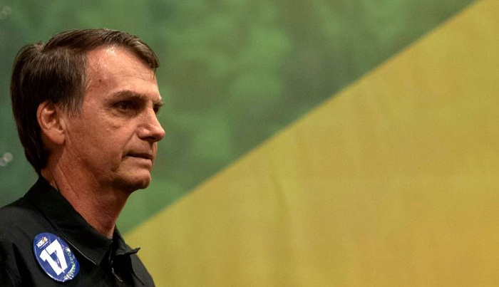 75% of Brazilians think Bolsonaro going in 'right direction': poll