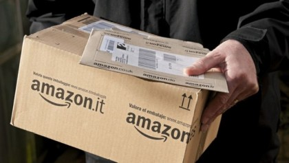 Amazon uses dummy parcels to catch thieves
