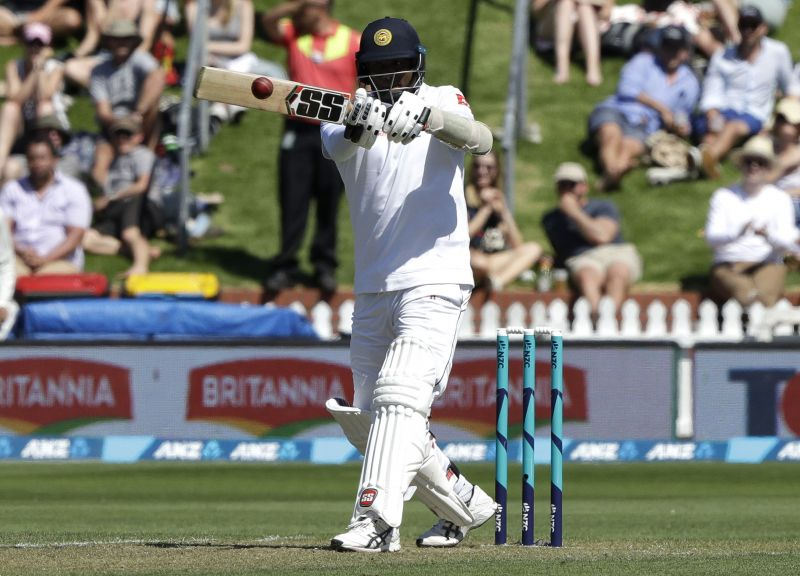 Sri Lanka 167-4 at tea on day 1, 1st test vs New Zealand