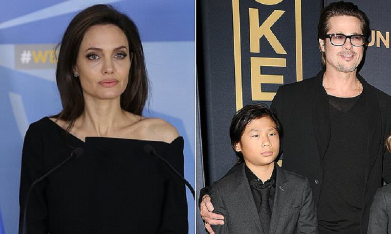 Brad Pitt's relationship with sons on the rocks, Angelina Jolie told Pax his father never wanted to adopt him: Report