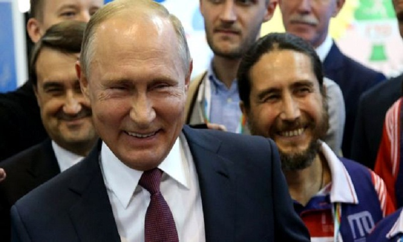 How Putin's Russia turned humour into a weapon