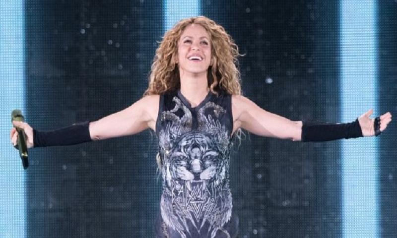 Shakira accused of tax evasion in Spain