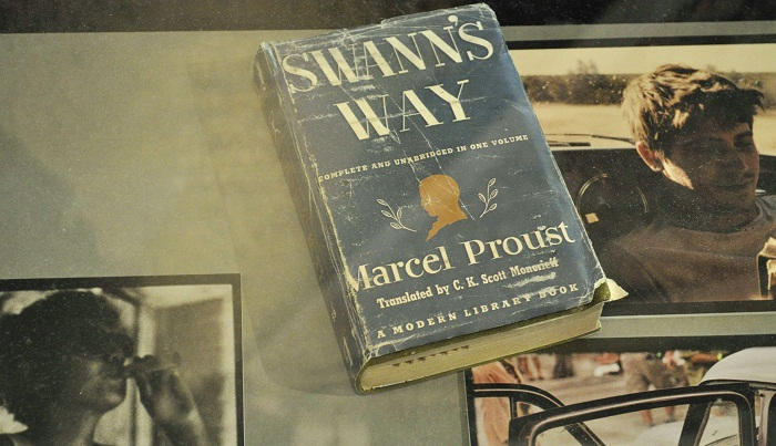 Rare Proust book sells for world record 1.5 million euros