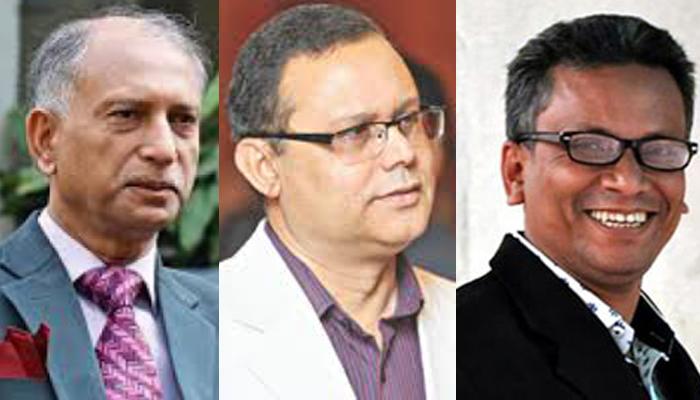 Journalists protest Dr Kamal's arrogance