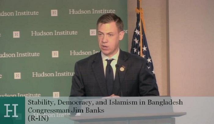 Jamaat-e-Islami threat to Bangladesh's democracy, progress: US congressman