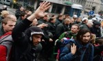 French private-sector output shrinks amid protests: survey