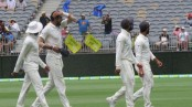 India lose early wicket after dismissing Australia for 326