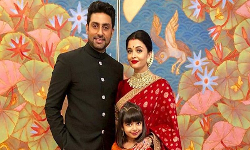 Abhishek answers why Aamir and Amitabh Bachchan serving food at Isha Ambani's wedding