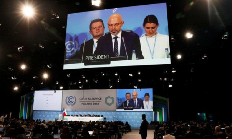 Climate change: COP24 deal to bring Paris pact to life