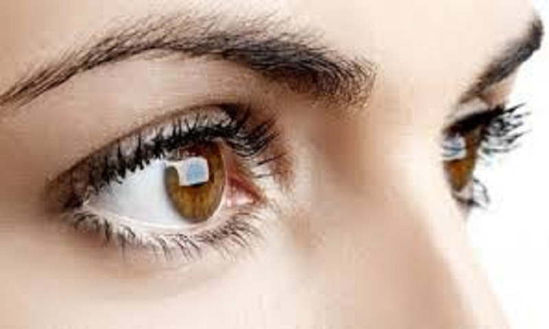 Your eyes may signal your mental stress level