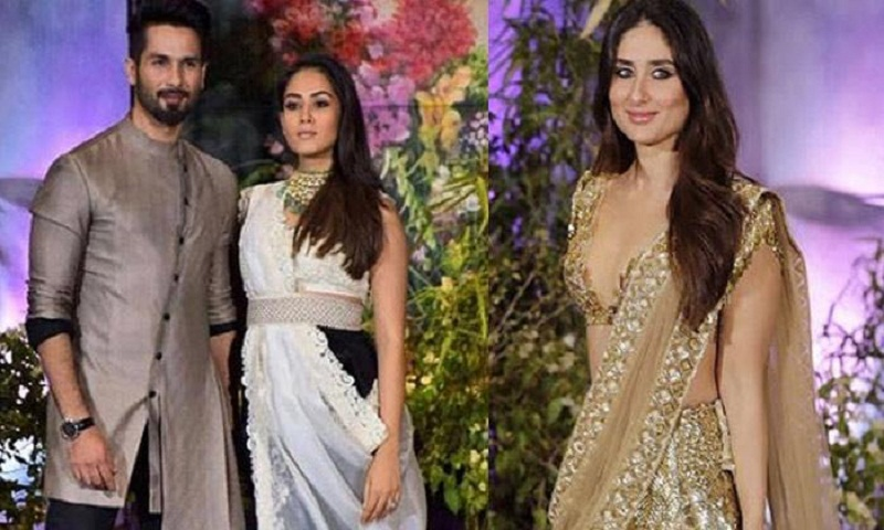 What happened when Kareena Kapoor crossed paths with ex-flame Shahid's wife Mira Rajput