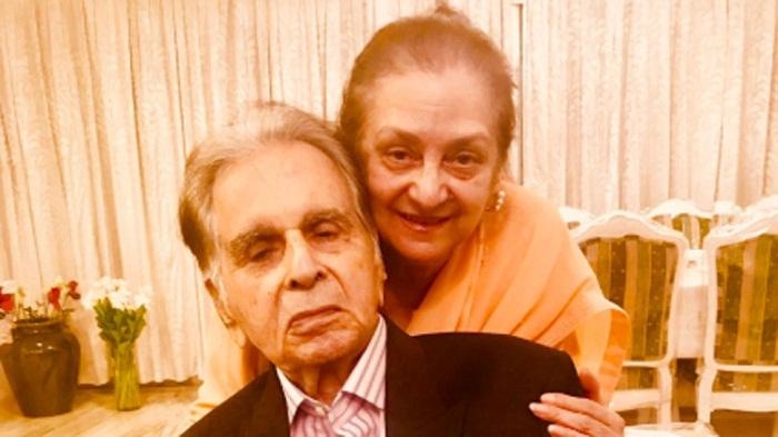 Dilip Kumar's wife seeks PM's help over 'land mafia' threats