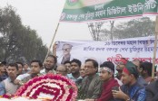 BSMRDU VC pays tributes to martyrs of Liberation War on Victory Day