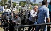 Nicaragua police 'beat' journalists